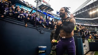 Earl Thomas returns to Seattle, has some words with opposing sideline in Ravens win over Seahawks