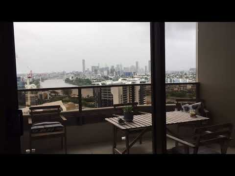 Brisbane Weather Time Lapse