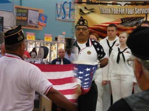 The American Legion District 20 Color Guard