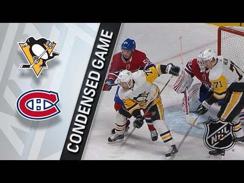 03/15/18 Condensed Game: Penguins @ Canadiens