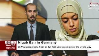 German teachers stand up for Muslim student banned from wearing niqab at school .2016/08/24