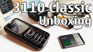 Nokia 3110 Classic Unboxing 4K with all original accessories RM-237 review