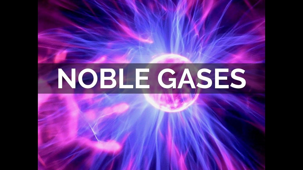 Group 18 the noble gases youtube gamestrikefo Images