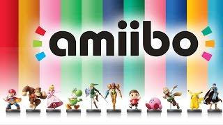 что такое amiibo и почему эти фигурки крутые