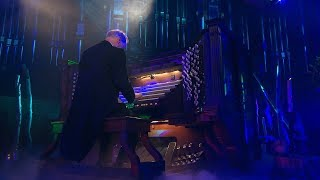 Epic Halloween Organ Solo  Toccata in D Minor
