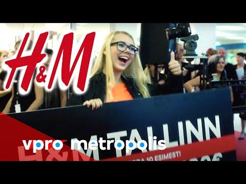 Love for H&M in Estonia - vpro Metropolis