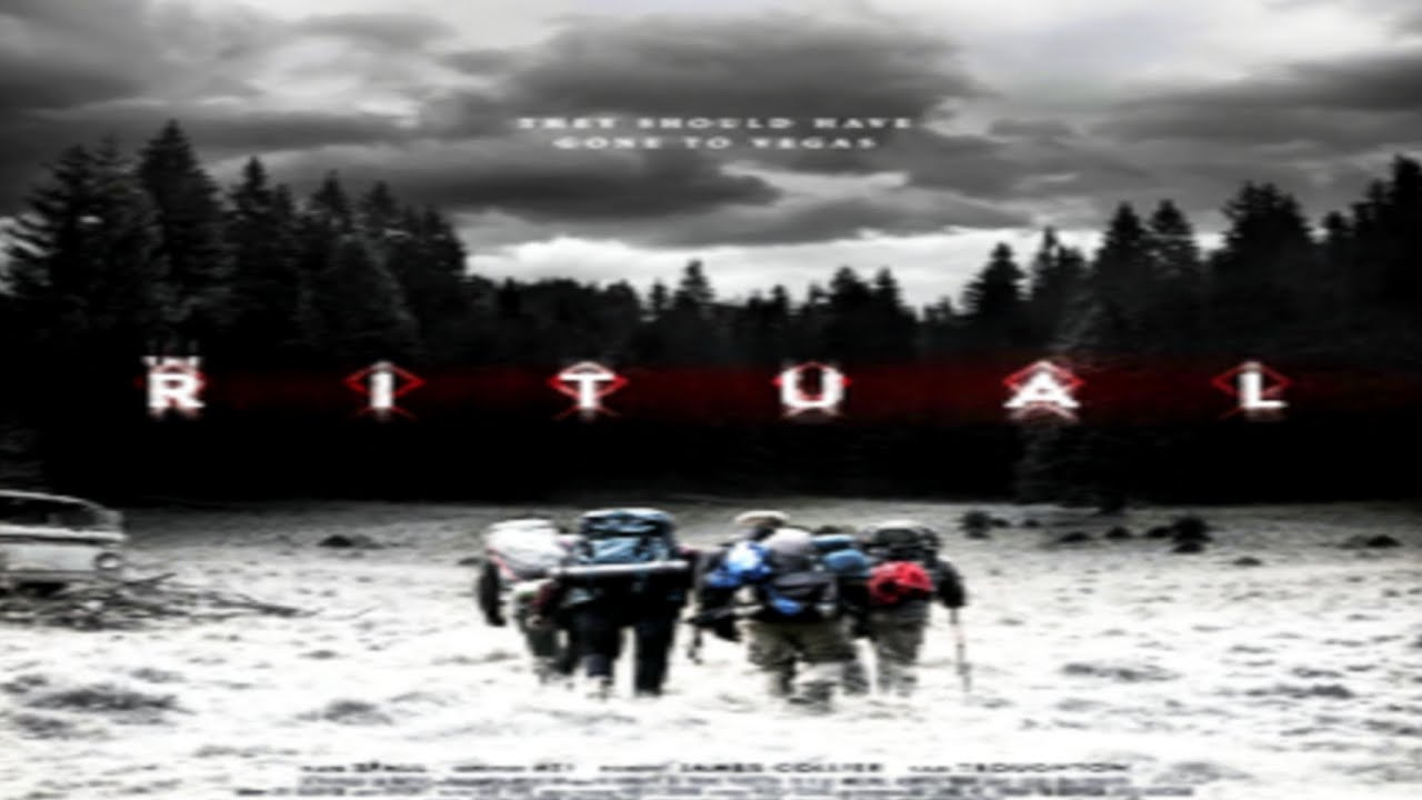 Download The scariest creature 💀The Ritual💀 Official Trailer #1 (2017) 👹 Horror ☠️Movie☠️ HD