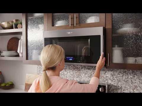 Whirlpool® Microwave - Troubleshoot: Microwave Open/Close Door Error Code