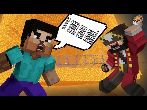 'IT TOOK FOREVER' 😱 (minecraft trolling & griefing)