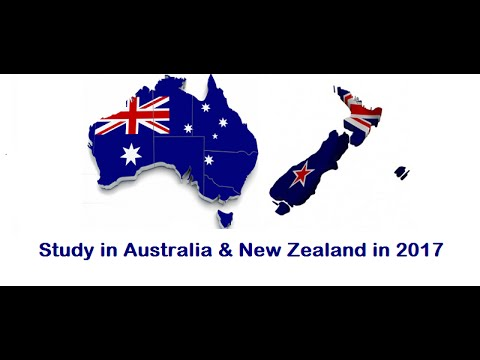 Study Abroad Down Under (Australia & New Zealand)