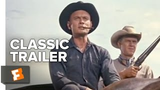 The Magnificent Seven Official Trailer #1 - Charles Bronson Movie (1960) HD