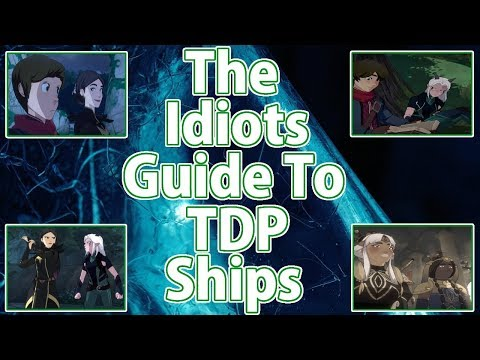 The Idiot's Guide To The Dragon Prince Ships