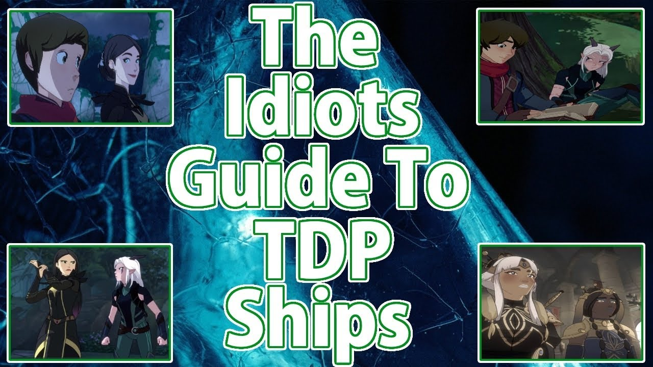 The Idiot S Guide To The Dragon Prince Ships Youtube