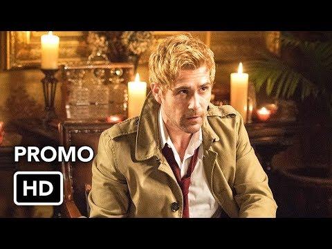 "DC's Legends of Tomorrow 3x15 Promo ""Necromancing the Stone"" (HD) Season 3 Episode 15 Promo"