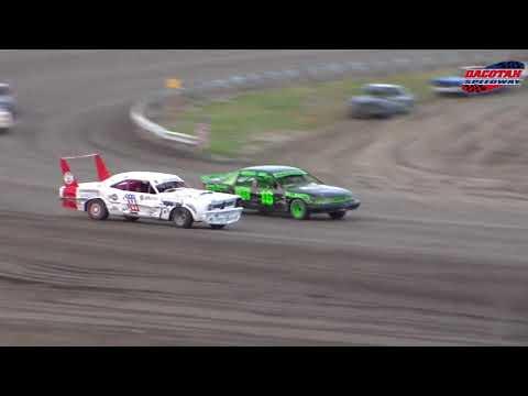 Dacotah Speedway Hobby Stock Heats (9/28/18)