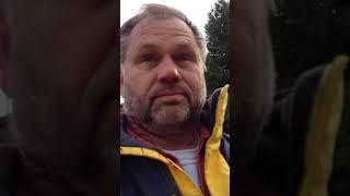 Mitch Bogden KO -ed for Trespassing on Neighbor Jon Dufresne's Property