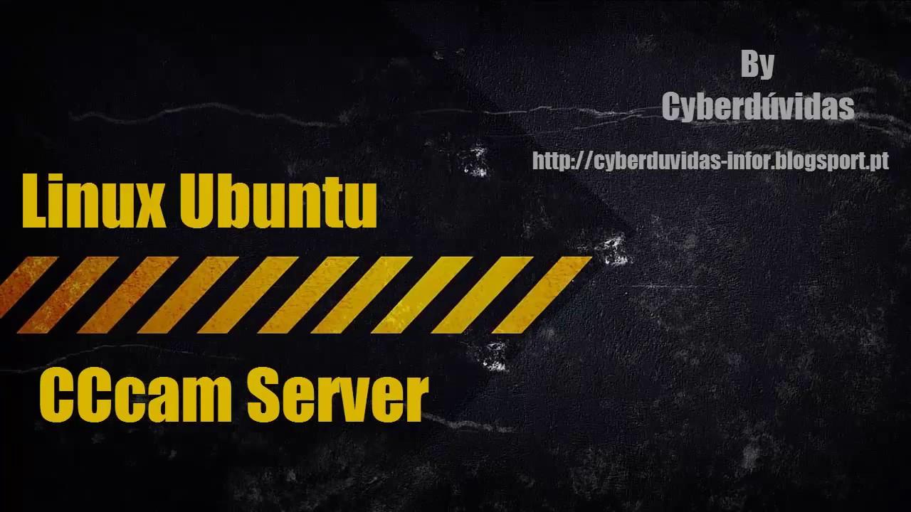 Como instalar um servidor CCcam no Linux Ubuntu Server
