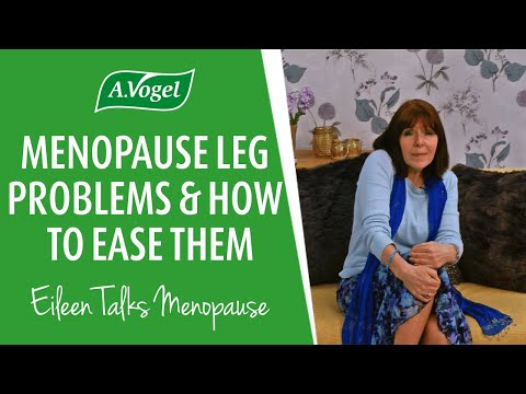 Leg Problems During Menopause & How To Ease Them