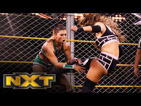 Tegan Nox vs. Dakota Kai – Steel Cage Match: WWE NXT, March 4, 2020