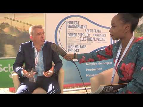 DRC Mining Week 2018 - Interview Congo Energy