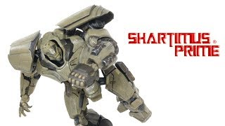 Pacific Rim Uprising Bracer Phoenix Diamond Select Toys Movie Action Figure Toy Review