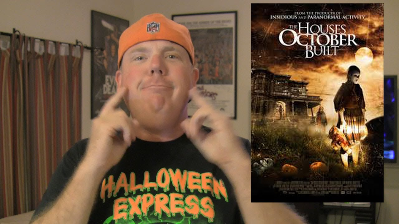 the houses october built movie review - youtube