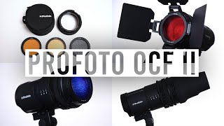 Profoto OCF II: Light-Shaping Tools for Strobe Lights | First Look