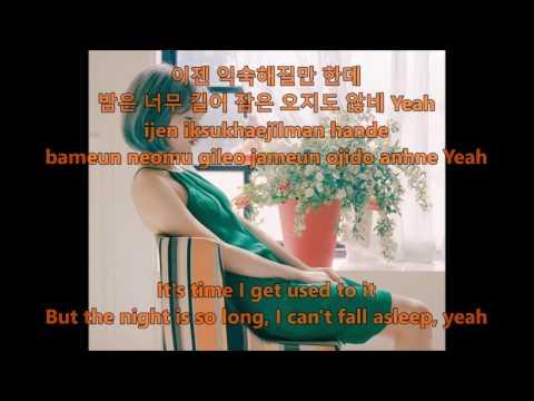 Free Download Taeyeon (태연) - Lonely Night - Hangul, Romaja And English Lyrics Mp3 dan Mp4