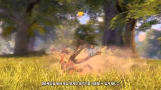 Blade & Soul - Kung-Fu Master Skills - English Sub HD