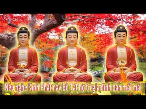Nếu nghe Kinh Phật này hàng ngày B.ồ T.át hộ trì gia đình bạn Mãi Mãi