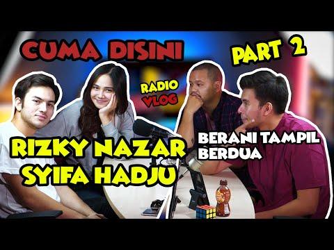 CUMA DISINI! Rizky Nazar & Syifa Hadju BERANI TAMPIL BERDUA!!