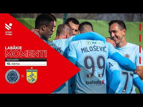 Riga FC Ventspils Goals And Highlights