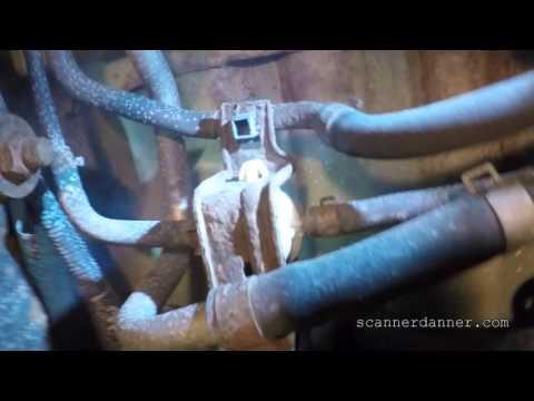 2002 xterra knock sensor bypass