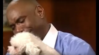 Judge Judy Lets Dog Find Its REAL Owner Inside Court thumbnail