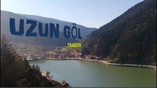 Karadeniz Turu 14. Bölüm UZUN GÖL-TRABZON (Yapay Şelale-Uzun Göl)