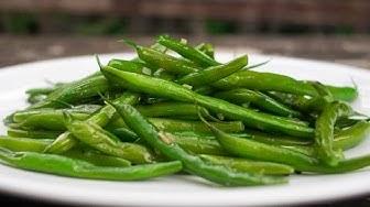 Grüne Bohnen: So kocht man sie richtig   Der Bio Koch