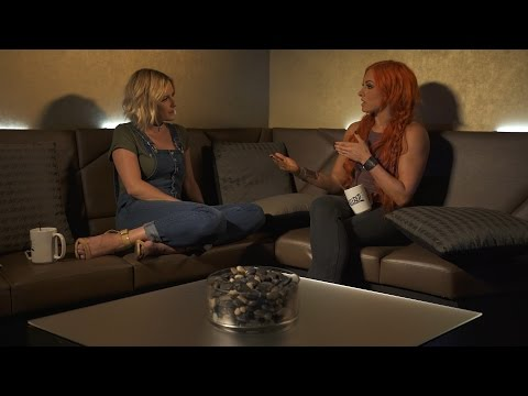 Becky Lynch looks to WrestleMania and beyond on WWE Unfiltered on WWE Network