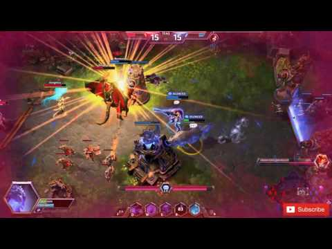 Heroes of the Storm - Rehgar - DEFEATED