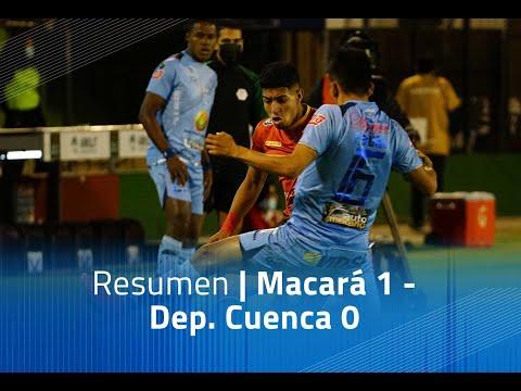 Macara Dep. Cuenca Goals And Highlights