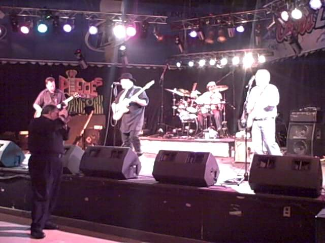 Torn Down Live at Shark City 2.7.15