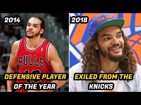 What Happened to Joakim Noah's NBA Career?
