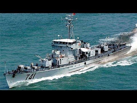 North Korean warships sank, at least 19 sailors killed