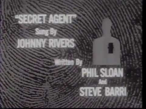 Secret Agent - Intro/Outro . Opening & Closing, with Patrick McGoohan