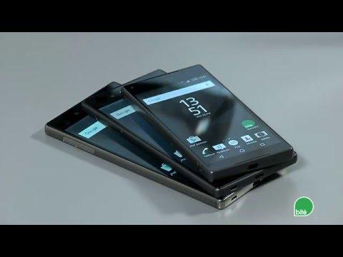 Sony Xperia Z5 Compact | Z5 | Z5 Premium apžvalga