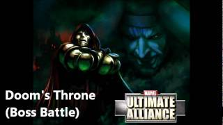 Marvel Ultimate Alliance OST 323 - Doom