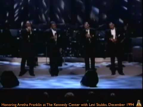 Honoring Aretha Franklin Levi Stubbs I Believe in You