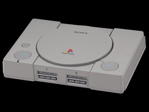 История Playstation 1 - Начало легенды!