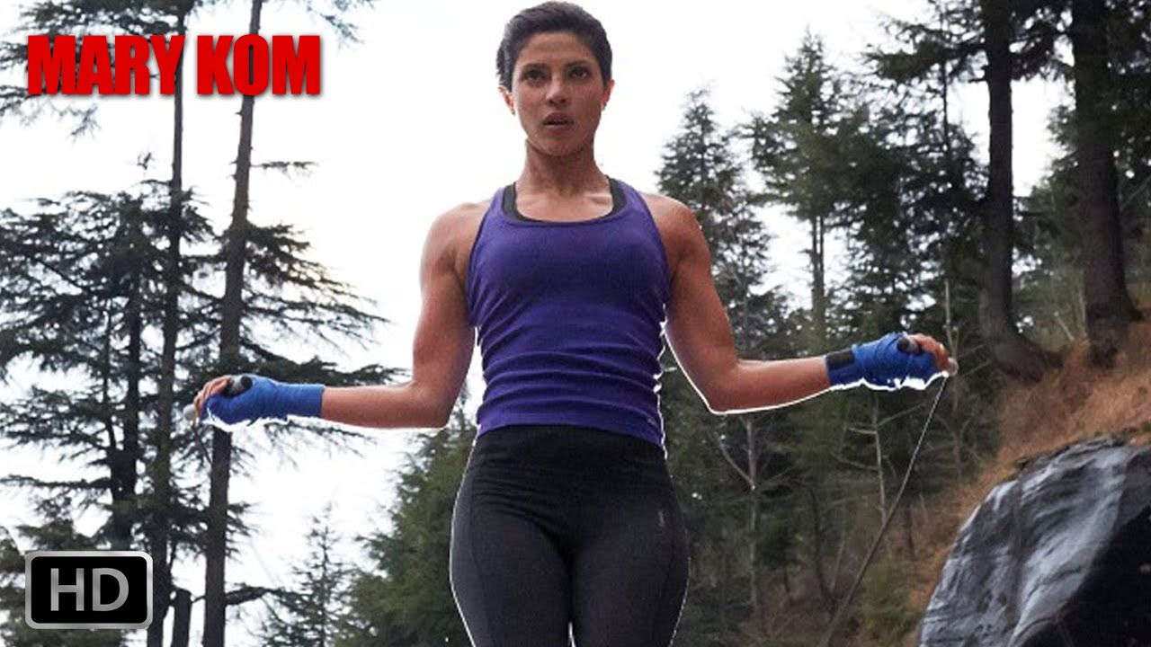 Hardcore Training Of A Champion Mary Kom Priyanka Chopra In Cinemas Now Youtube She spends more time with her friends and family in order to get relaxation. hardcore training of a champion mary kom priyanka chopra in cinemas now