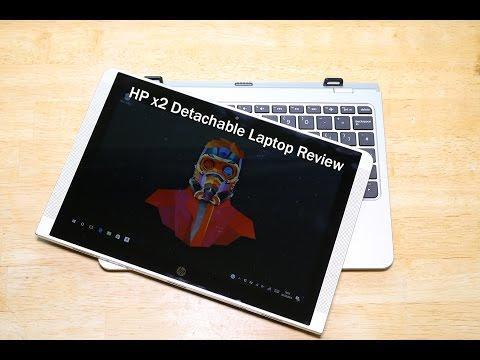 HP x2 Detachable Laptop Review (Late 2016)