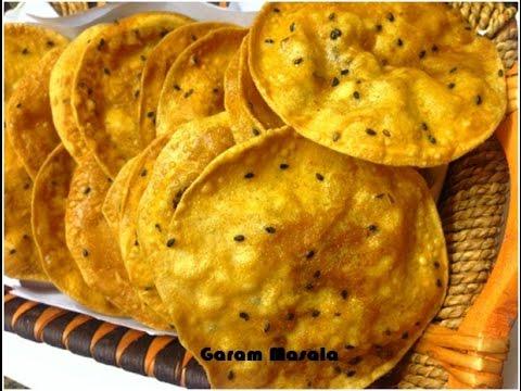 Pappada Vada Traditional Kerala Snack